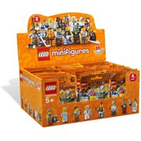 LEGO Collectable Minifigures 8804 Серия 4