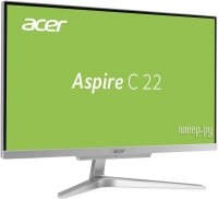 Acer Aspire C22-860 Silver DQ.B93ER.001 (Intel Core i3-7100U 2.4 GHz/4096Mb/500Gb/Intel HD Graphics/
